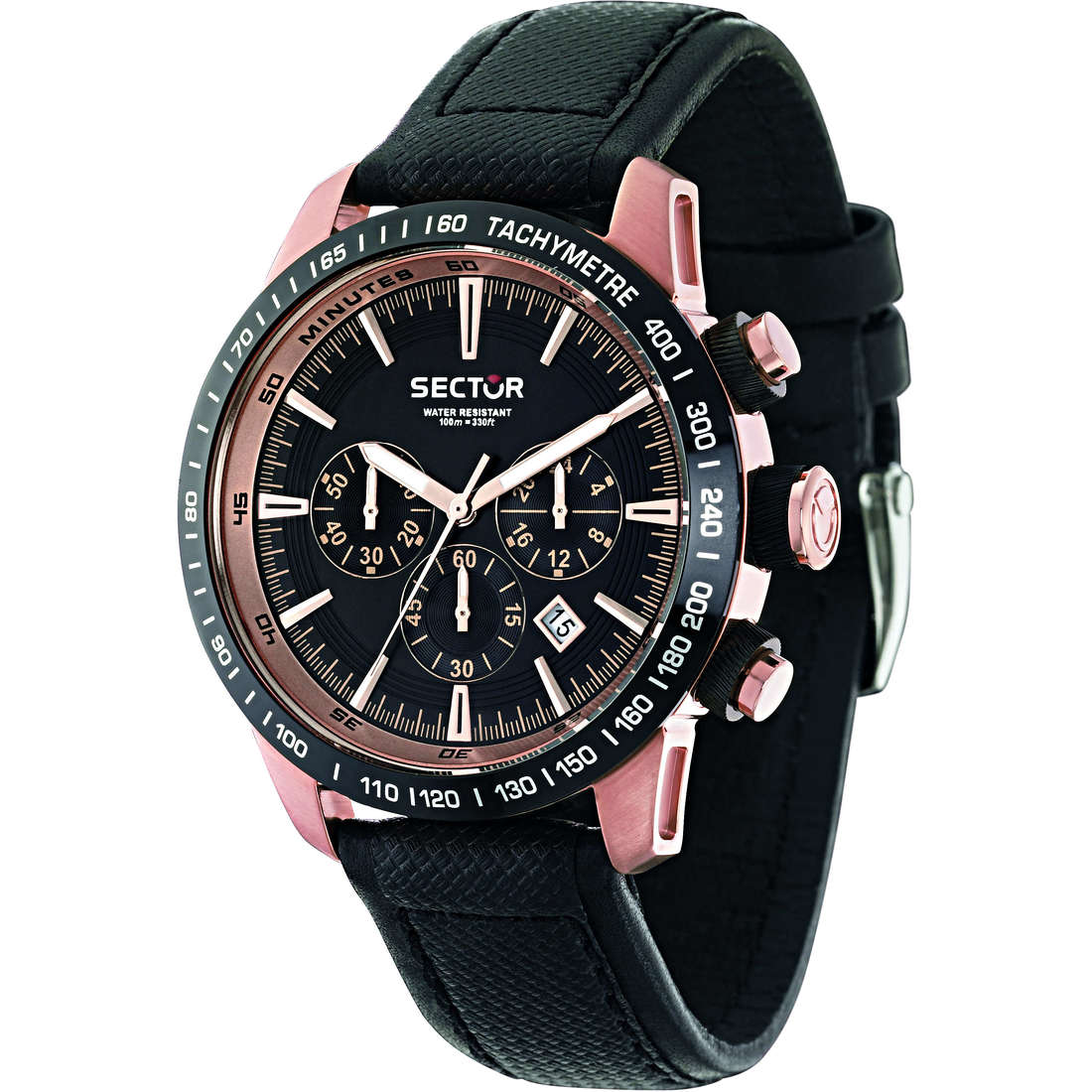 watch chronograph unisex Sector Racing 850 R3271975001