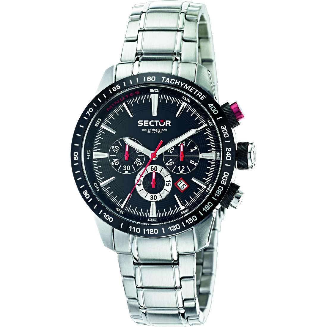 watch chronograph unisex Sector Racing 850 R3273975002
