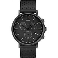 watch chronograph unisex Timex Fairfield Chronograph TW2R26800