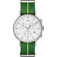 watch chronograph unisex Timex Fairfield Chronograph TW2R26900