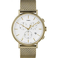 watch chronograph unisex Timex Weekender Fairfield TW2R27200