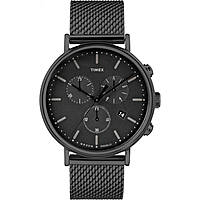 watch chronograph unisex Timex Weekender Fairfield TW2R27300