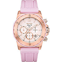 watch chronograph woman Bulova Marine Star 98M118