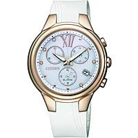watch chronograph woman Citizen Eco-Drive FB1313-03A