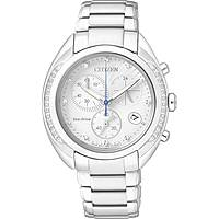 watch chronograph woman Citizen Eco-Drive FB1381-54A