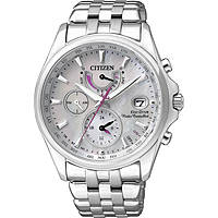 watch chronograph woman Citizen Eco-Drive FC0010-55D