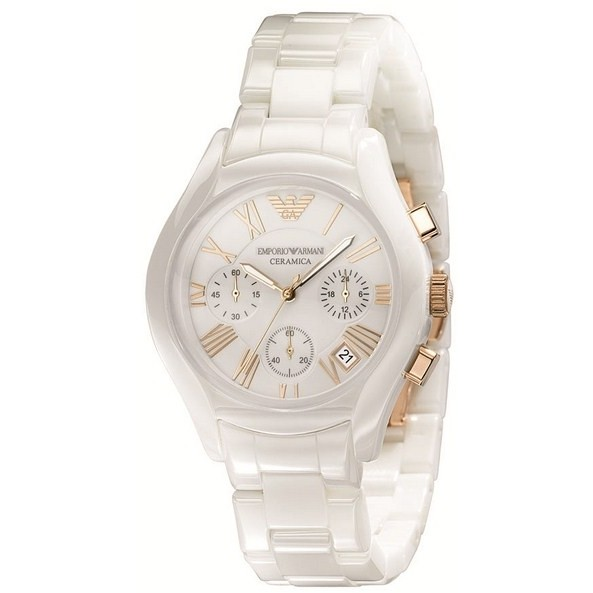 watch chronograph woman Emporio Armani AR1417