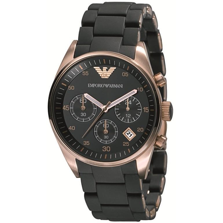 watch chronograph woman Emporio Armani AR5906