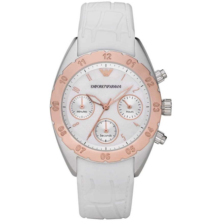 watch chronograph woman Emporio Armani AR5938