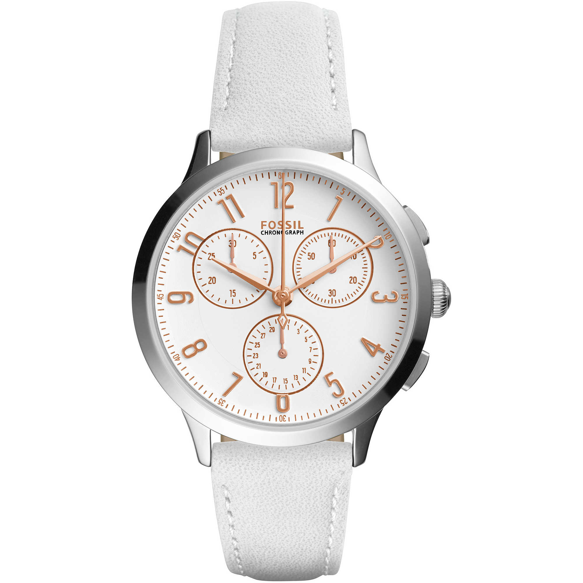 watch chronograph woman fossil abilene ch4000 chronographs. Black Bedroom Furniture Sets. Home Design Ideas