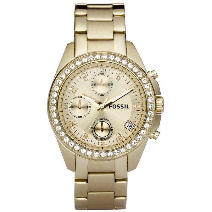 watch chronograph woman Fossil ES2683
