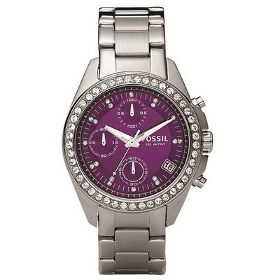 watch chronograph woman Fossil ES2684