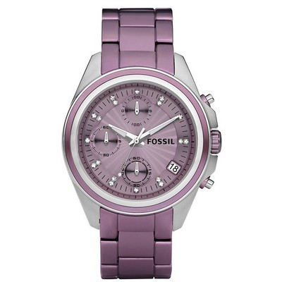 watch chronograph woman Fossil ES2916