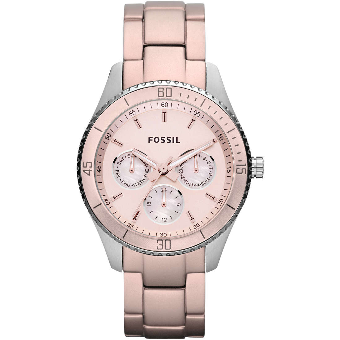 watch chronograph woman Fossil ES3037