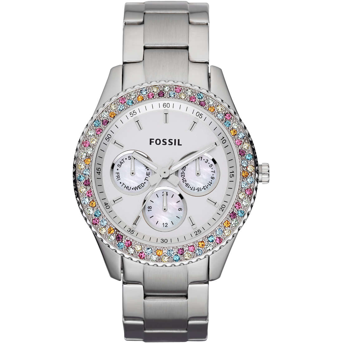watch chronograph woman Fossil ES3049