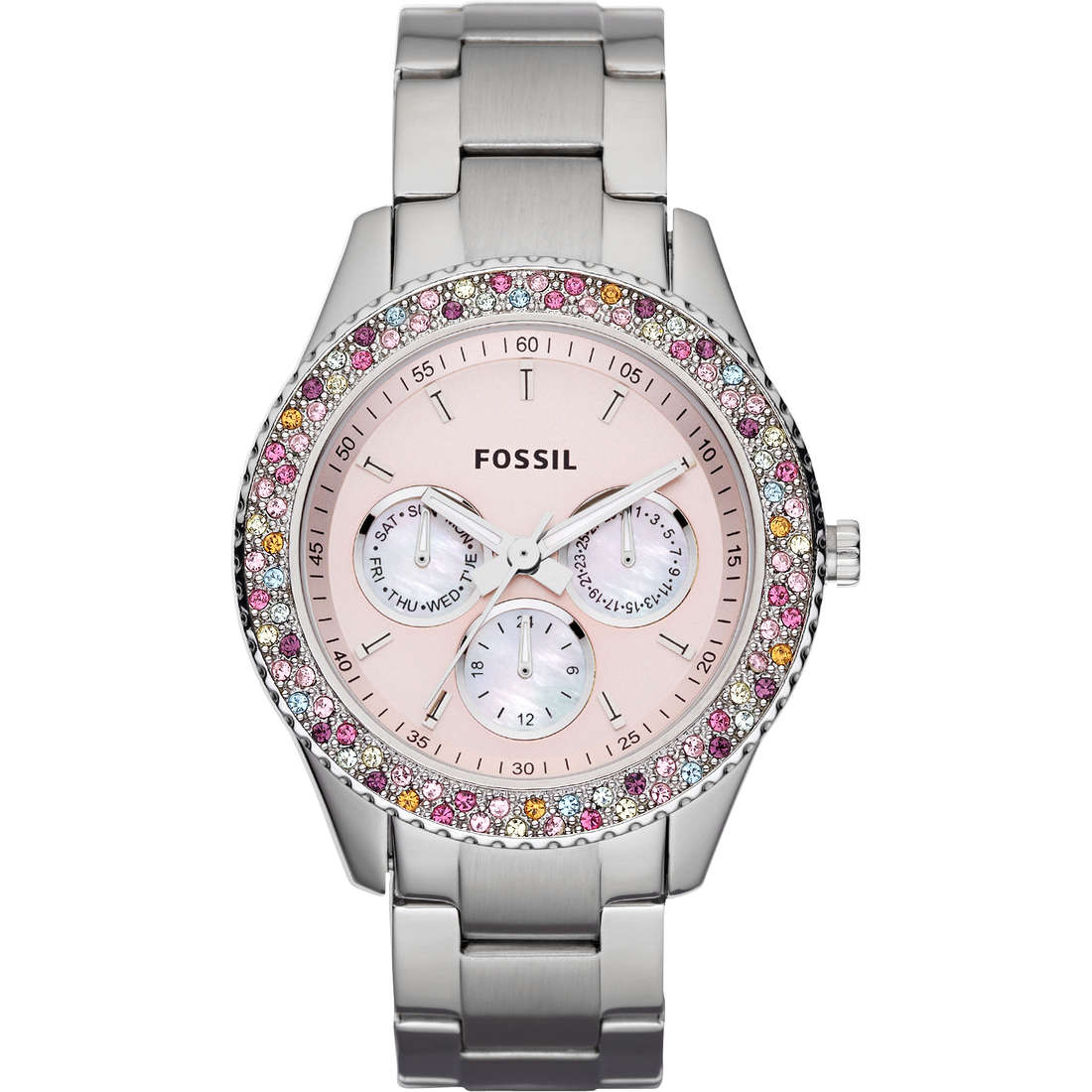 watch chronograph woman Fossil ES3050