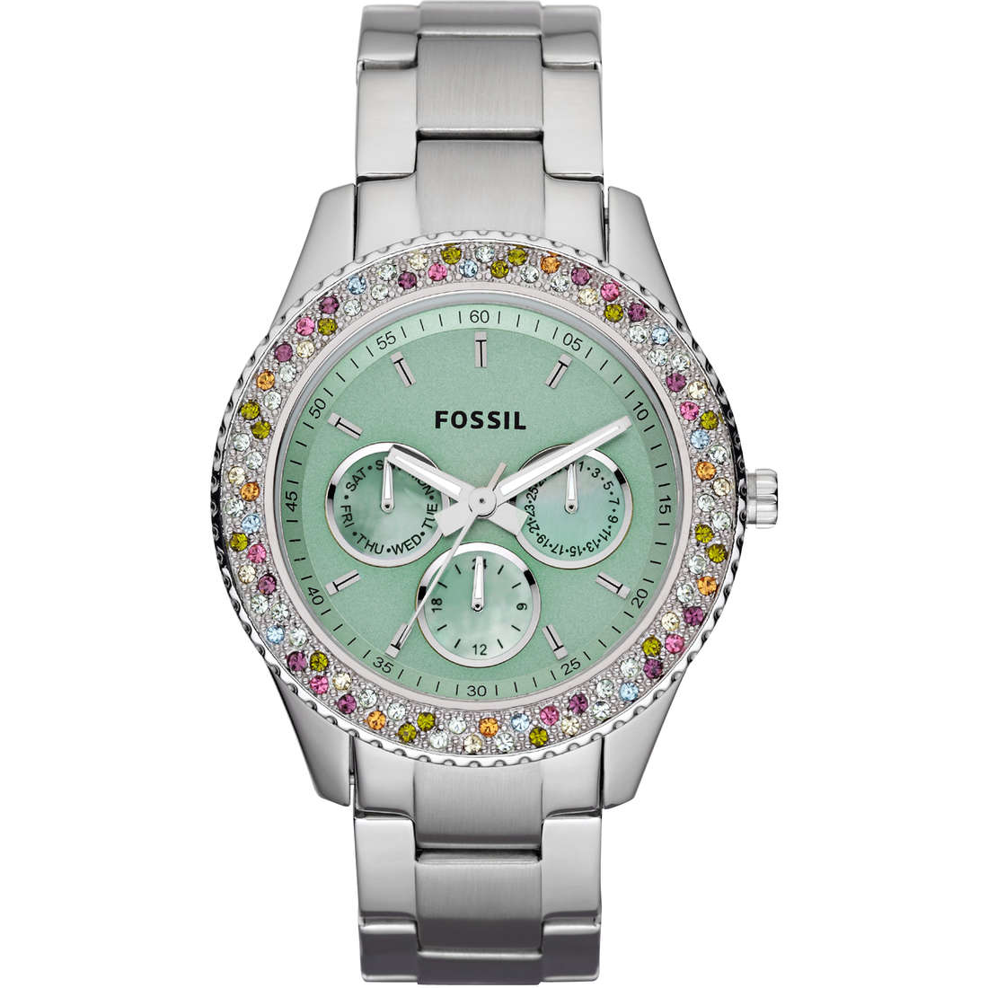 watch chronograph woman Fossil ES3051