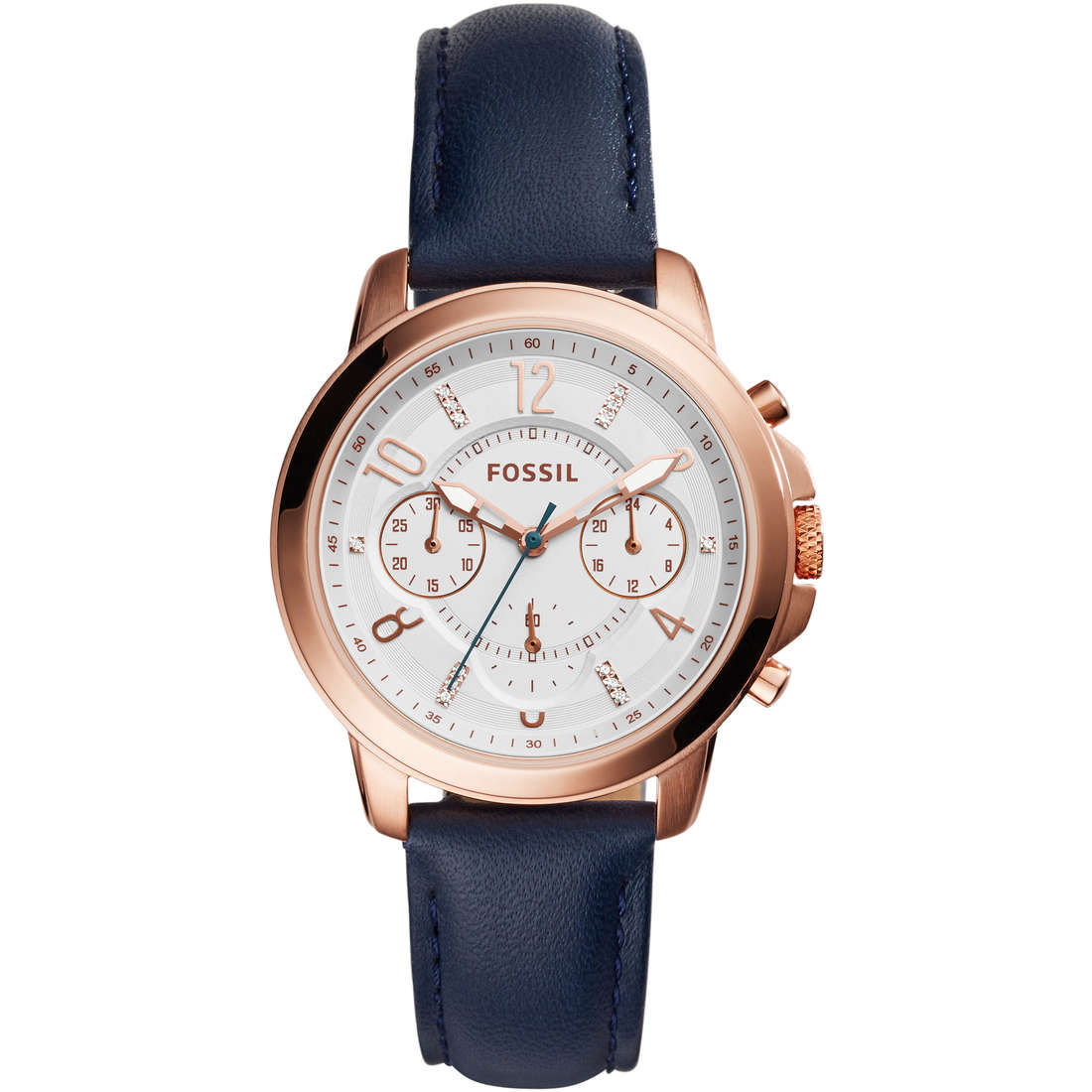 watch chronograph woman Fossil ES4040