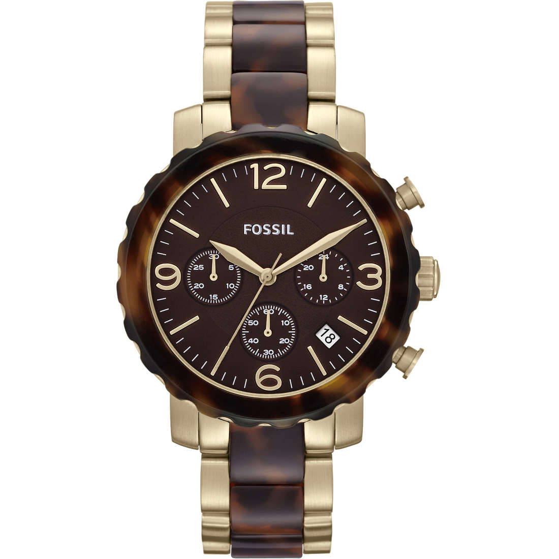 watch chronograph woman Fossil JR1382