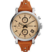 watch chronograph woman Fossil Original Boyfriend ES4046