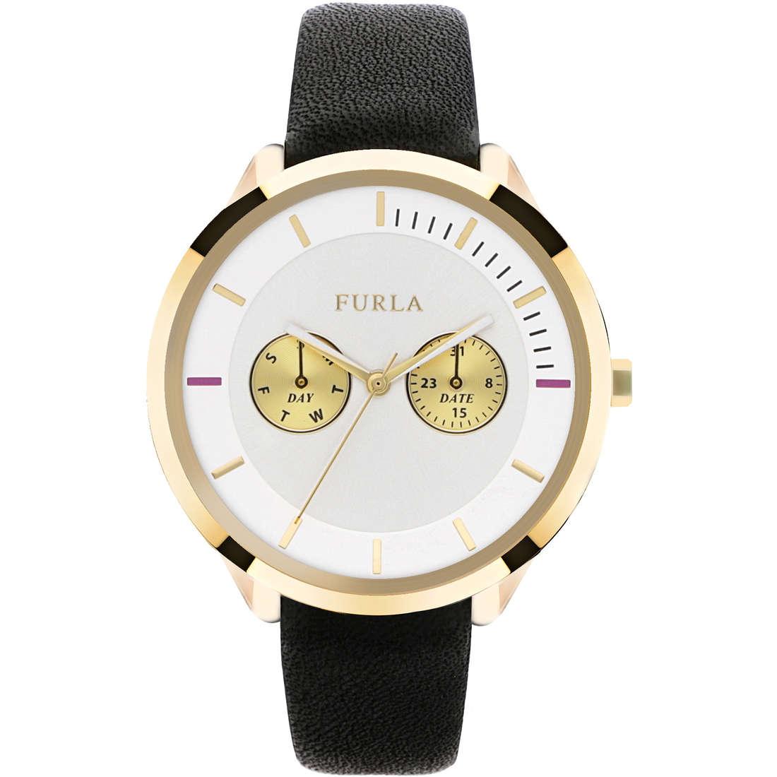 watch chronograph woman Furla Metropolis R4251102517