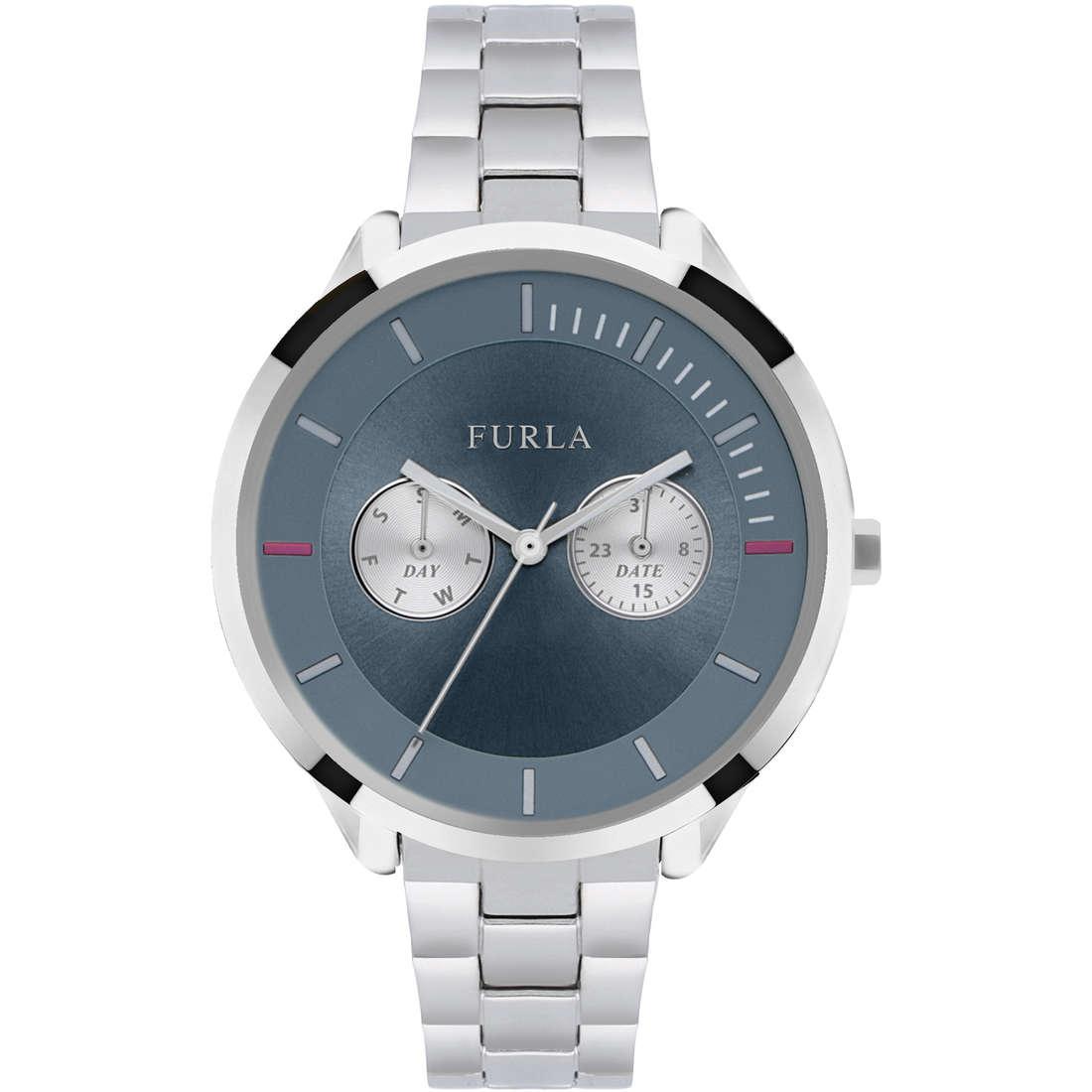 watch chronograph woman Furla Metropolis R4253102502