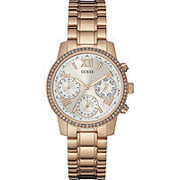 watch chronograph woman Guess Mini Sunrise W0623L2