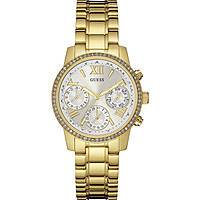 watch chronograph woman Guess Mini Sunrise W0623L3
