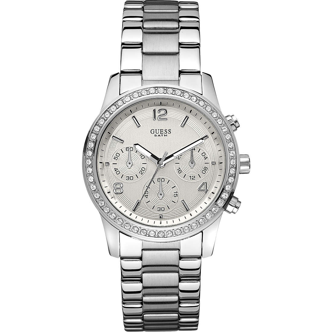 watch chronograph woman Guess W14537L1