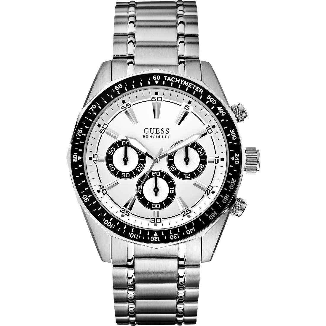 watch chronograph woman Guess W16580G1