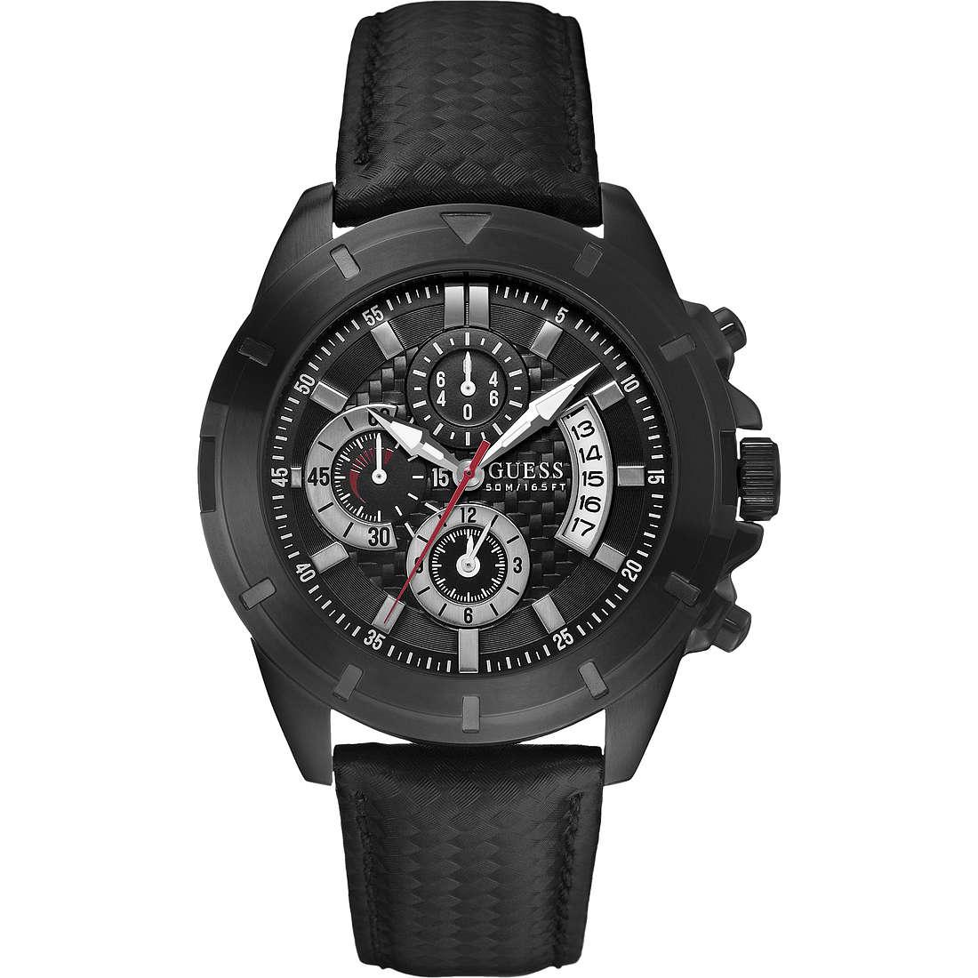 watch chronograph woman Guess W18549G1