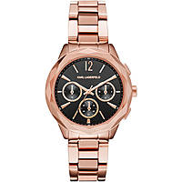 watch chronograph woman Karl Lagerfeld Optik KL4012