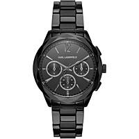 watch chronograph woman Karl Lagerfeld Optik KL4016