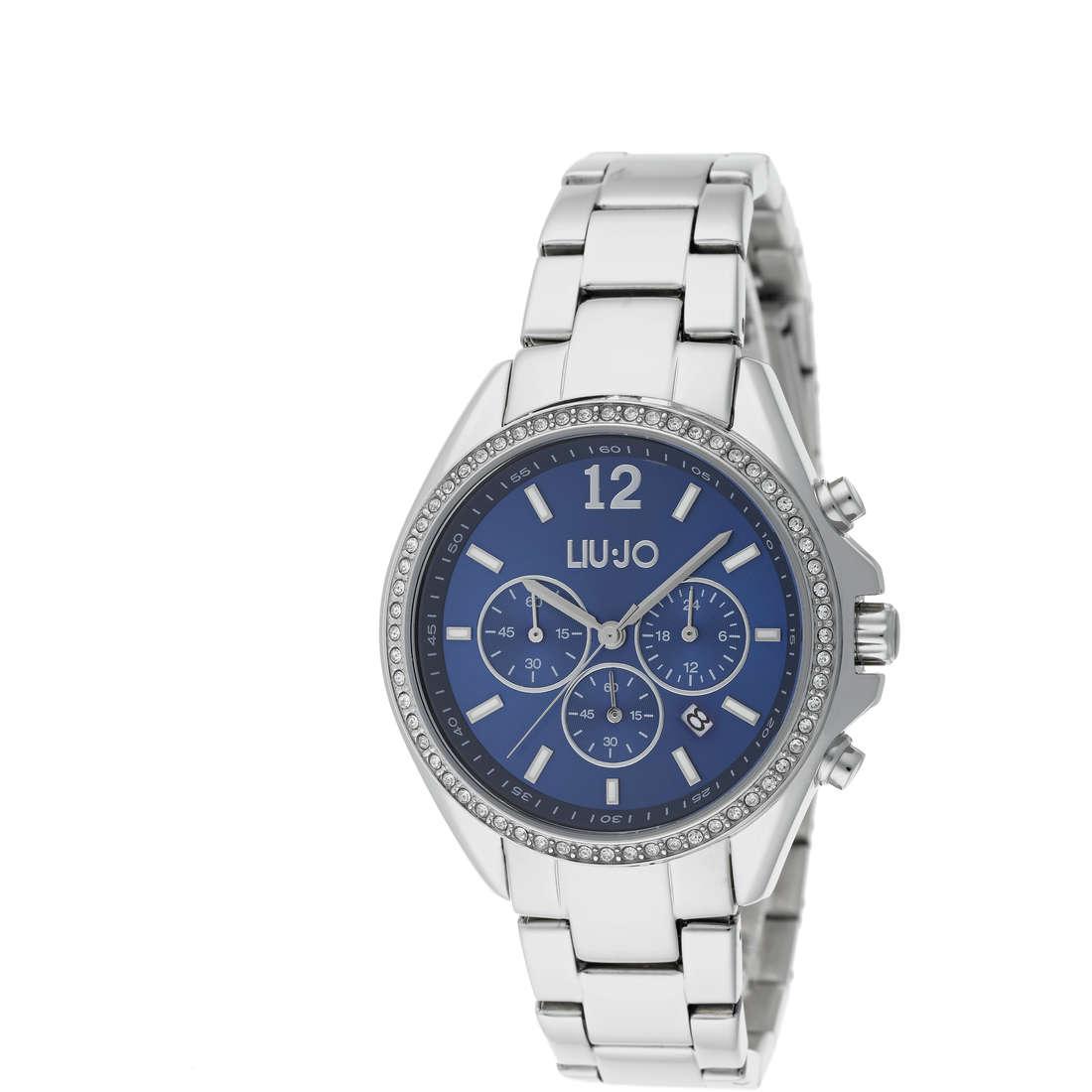 watch chronograph woman Liujo TLJ1038
