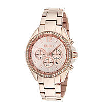 watch chronograph woman Liujo TLJ1040