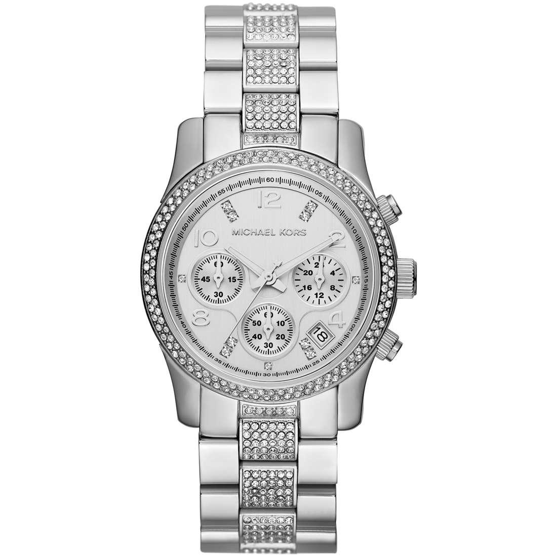 watch chronograph woman Michael Kors Fall 2013 MK5825