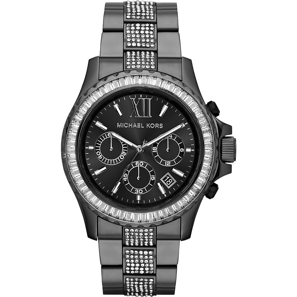watch chronograph woman Michael Kors Fall 2013 MK5829
