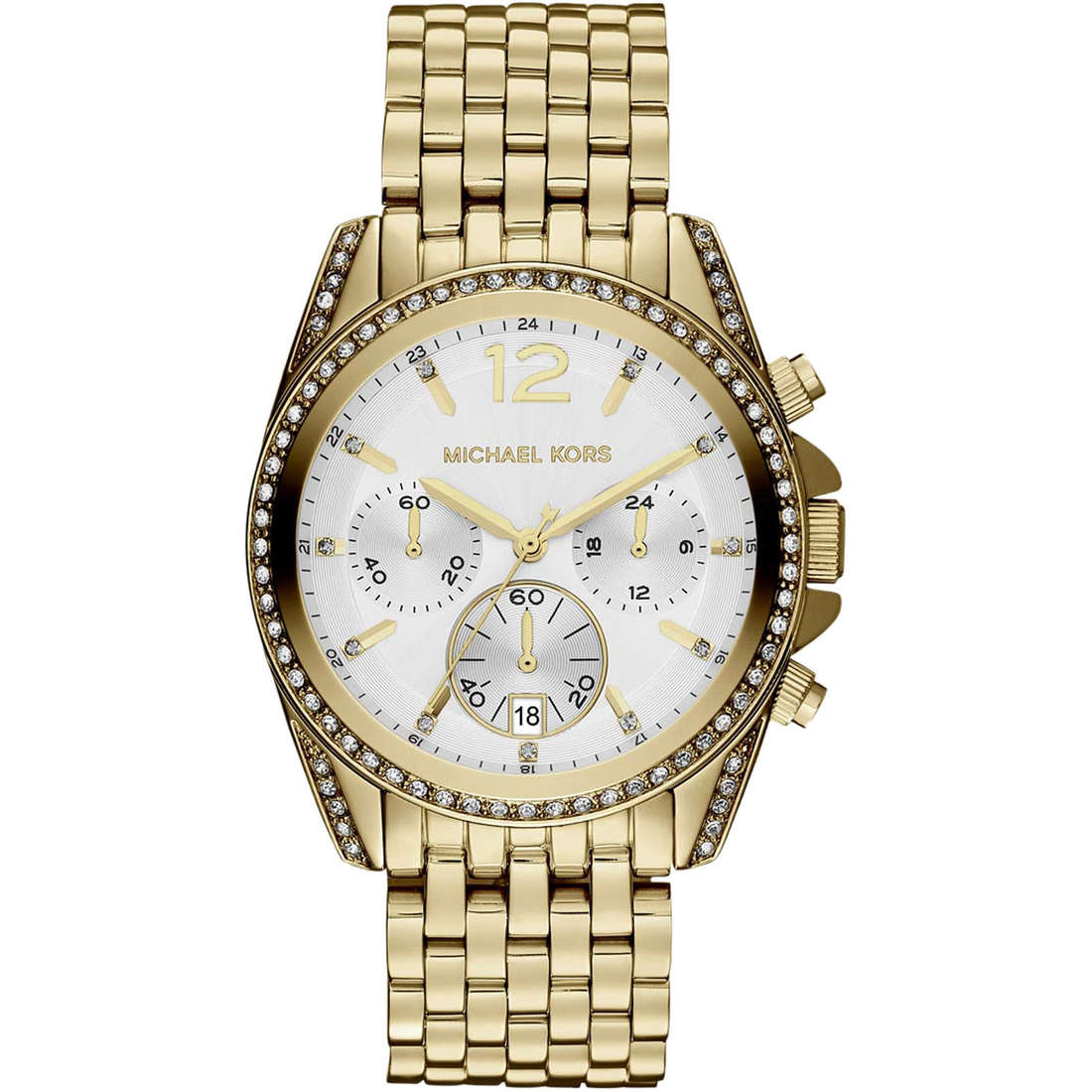 watch chronograph woman Michael Kors Fall 2013 MK5835