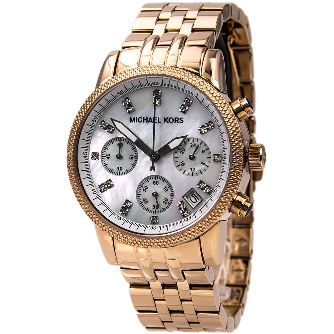 watch chronograph woman Michael Kors MK5026
