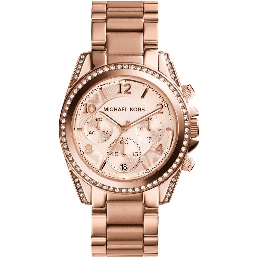 watch chronograph woman Michael Kors MK5263