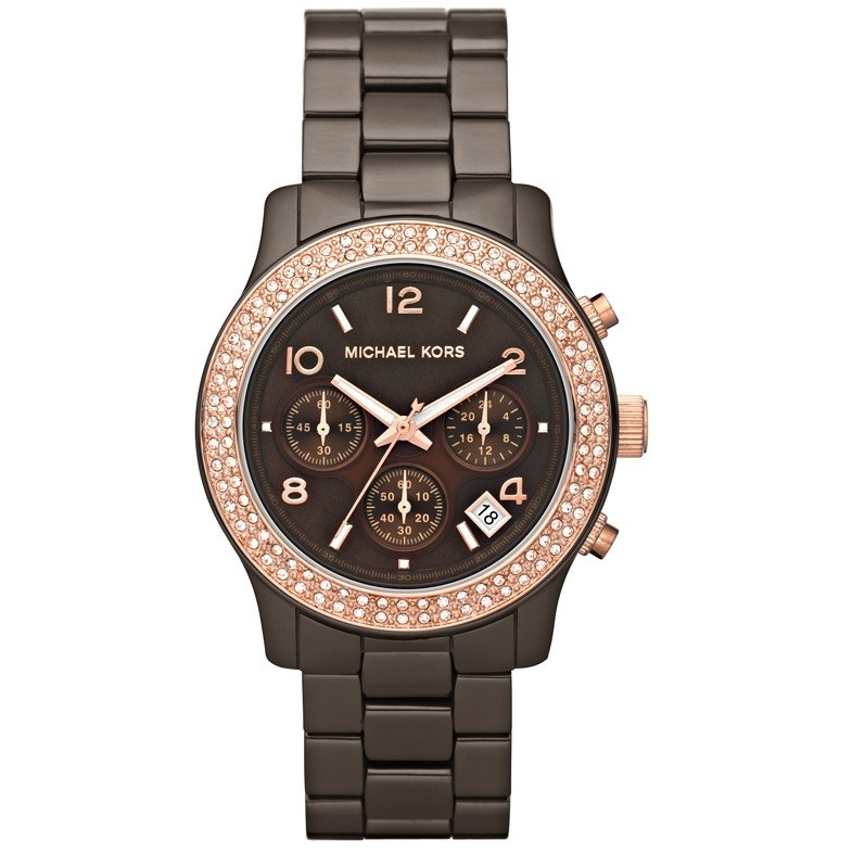 watch chronograph woman Michael Kors MK5517