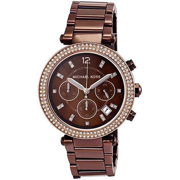 watch chronograph woman Michael Kors MK5578