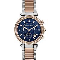 watch chronograph woman Michael Kors MK6141