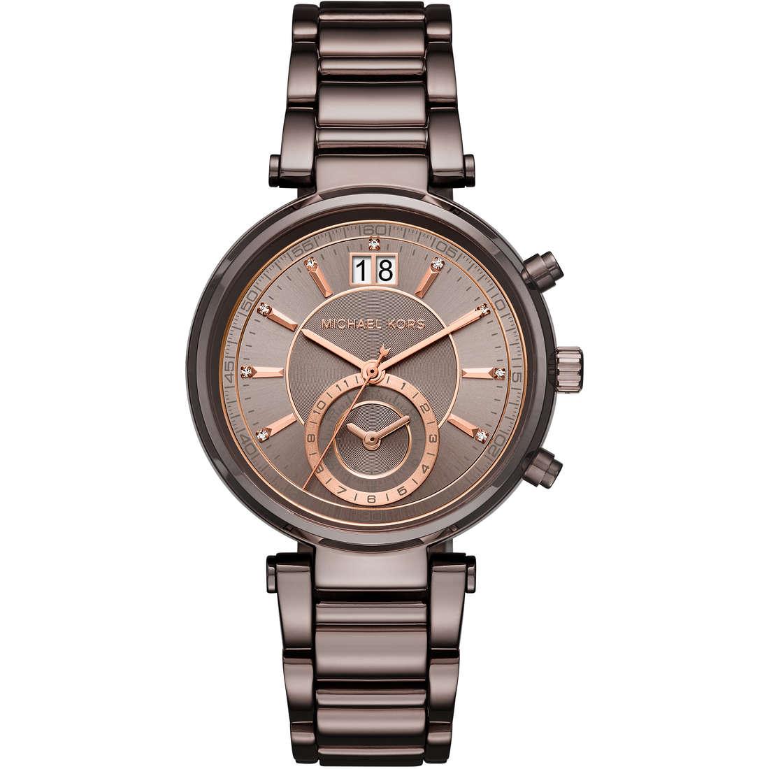 watch chronograph woman Michael Kors MK6393