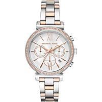 watch chronograph woman Michael Kors Sofie MK6558