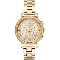 watch chronograph woman Michael Kors Sofie MK6559