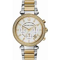 watch chronograph woman Michael Kors Spring 2013 MK5626