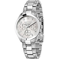 watch chronograph woman Sector 120 R3253588502
