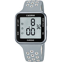 watch digital man Calypso Color Run K5748/4