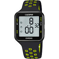 watch digital man Calypso Color Run K5748/6
